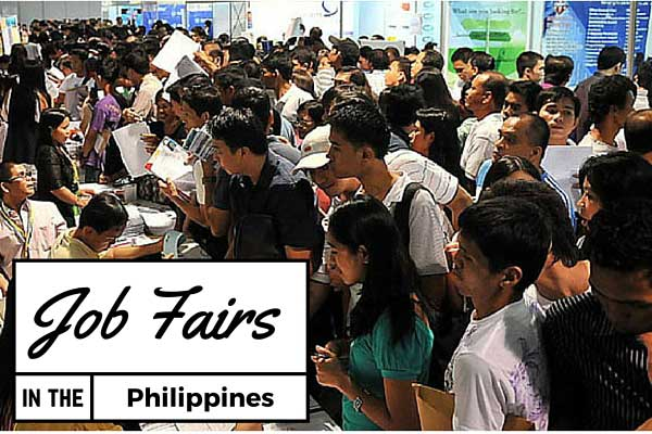 February 2011 Job Fairs in the Philippines