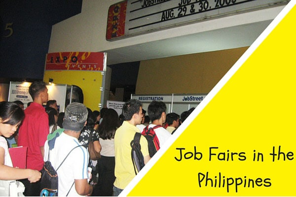 Job Fairs 2011 in the Philippines