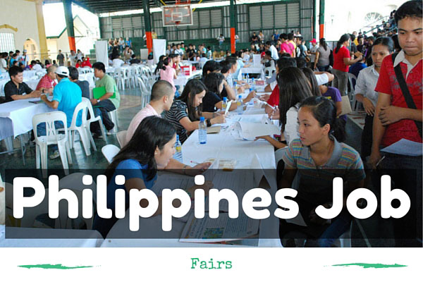 philippines job fairs in march 2011