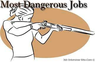 The World's Most Dangerous High Paying Jobs