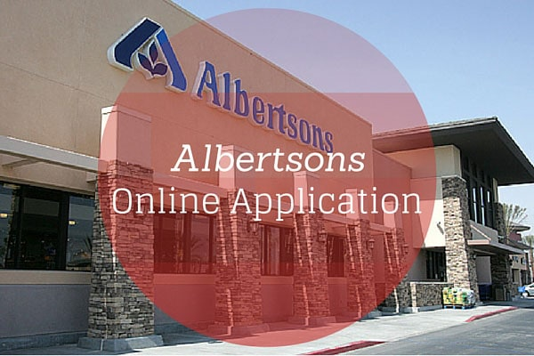 Albertsons Online Application