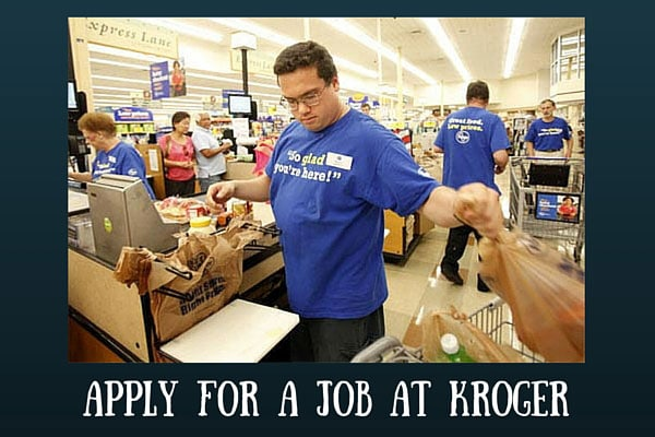 Apply for a Job at Kroger