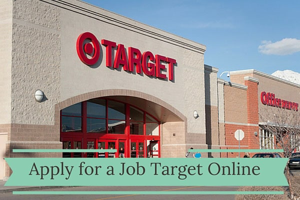Apply for a Job Target Online