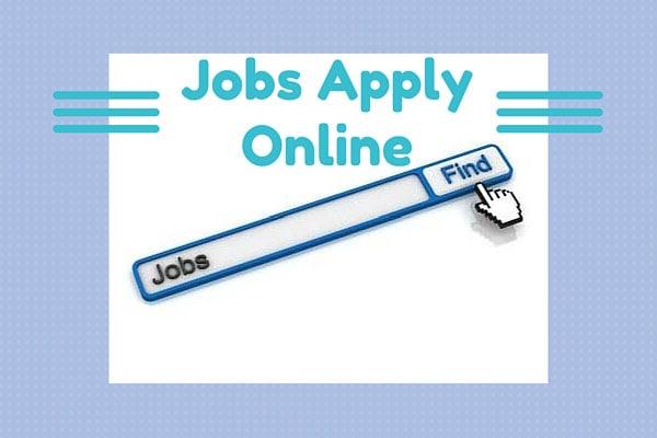 Jobs Apply Online