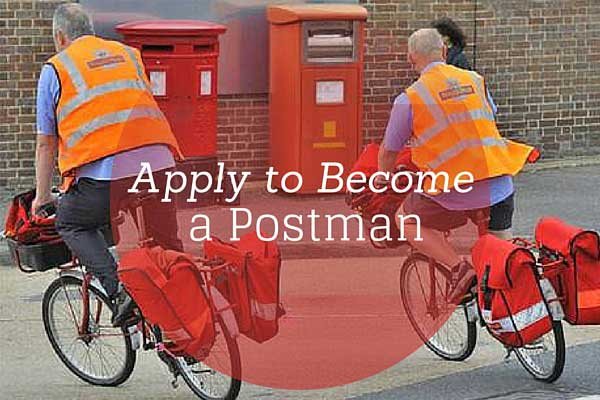 Apply to Become a Postman