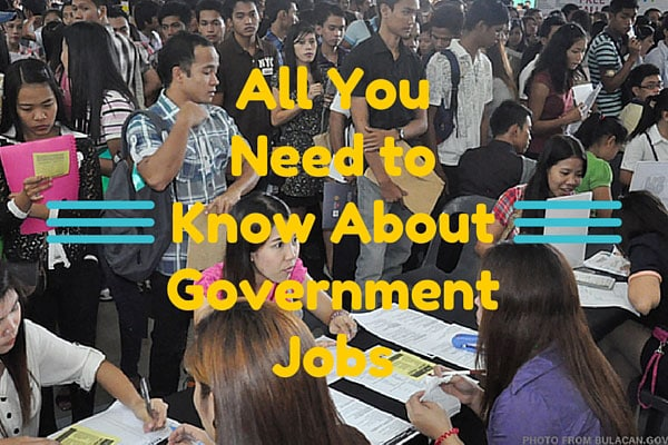 All You Need to Know About Government Jobs