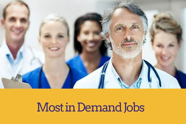 Most in Demand Jobs in 2014
