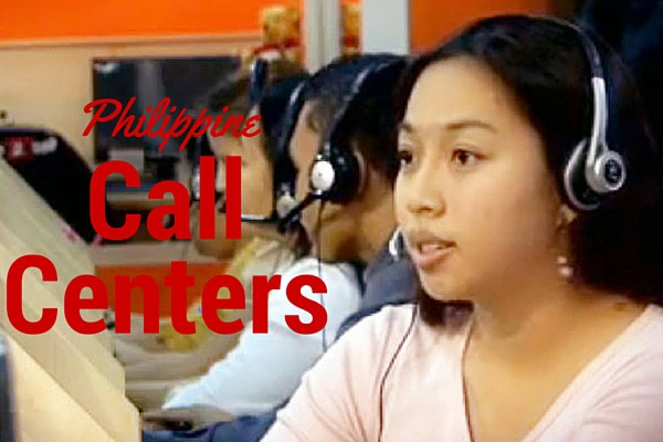 Philippine Call centers
