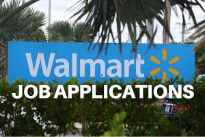 Wal-Mart Job Applications