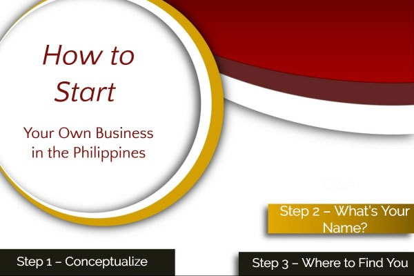 How to Start Your Own Business in the Philippines