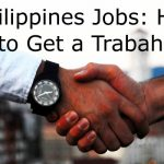 Philippines Jobs: How to Get a Trabaho