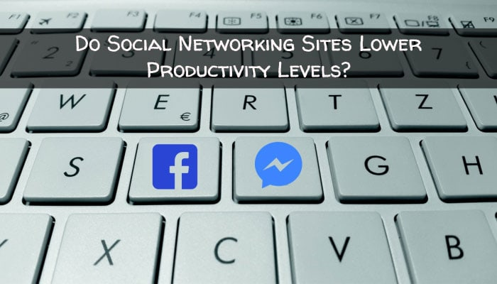 Do Social Networking Sites Lower Productivity Levels?